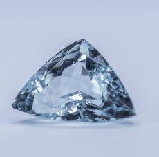 3. March Birthstone - Aquamarine