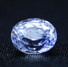 4. April Birthstone - White Sapphire